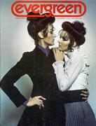 Evergreen Magazine December 1970 Magazine