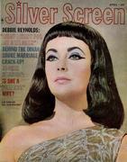 Silver Screen Magazine April 1962 Magazine