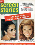 Screen Stories Magazine September 1966 Magazine