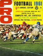 Pro Football: 6th Annual Edition Magazine