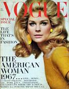 Vogue Magazine March 1967 Magazine