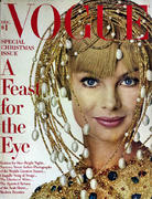 Vogue Magazine December 1967 Magazine
