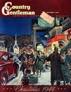 Country Gentleman Magazine December 1944 Magazine