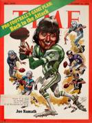 Time Magazine October 16, 1972 Magazine