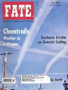 Fate Magazine July 2001 Magazine