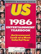 Us Magazine December 20, 1986 Magazine