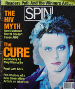 Spin Magazine June 1992 Magazine