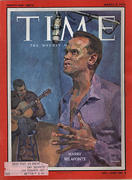 Time Magazine March 2, 1959 Magazine