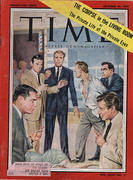 Time Magazine October 26, 1959 Magazine