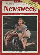 Newsweek Magazine June 30, 1947 Magazine