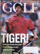 Golf Magazine November 1996 Magazine