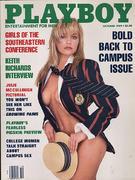 Playboy Magazine October 1, 1989 Magazine