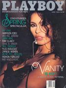 Playboy Magazine April 1, 1988 Magazine