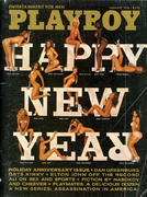 Playboy Magazine January 1, 1976 Magazine