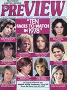 Preview Magazine March 1978 Magazine