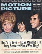Motion Picture Magazine April 1972 Magazine