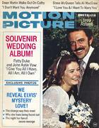 Motion Picture Magazine November 1972 Magazine