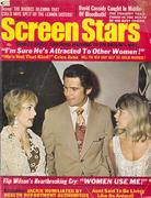 Screen Stars Magazine April 1972 Magazine