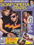 Soap Opera Stars Magazine January 1988 Magazine