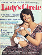 Lady's Circle Magazine June 1975 Magazine