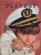 Playboy Magazine August 1, 1966 Vintage Magazine
