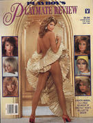 Playboy's Playmate Review Magazine January 1988 Magazine