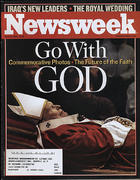 Newsweek Magazine April 18, 2005 Magazine