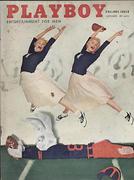 Playboy Magazine October 1, 1956 Magazine