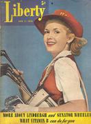 Liberty Magazine August 2, 1941 Magazine