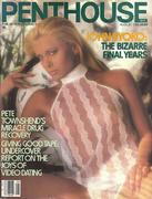Penthouse Magazine August 1983 Magazine