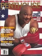 Penthouse Magazine June 1992 Magazine