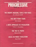 The Progressive Magazine December 1972 Magazine