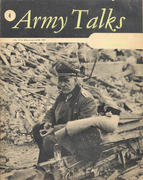 Army Talks Magazine June 1945 Magazine