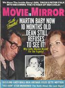 Movie Mirror Magazine February 1974 Magazine