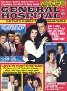 Soap Opera's Greatest Stories & Stars Magazine January 1987 Magazine