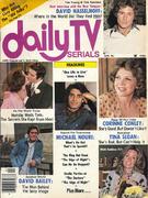 Daily TV Magazine April 1976 Magazine