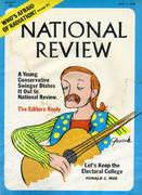 National Review April 7, 1970 Magazine