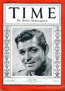 Time Magazine August 31, 1936 Magazine