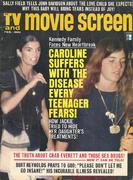 TV & Movie Screen Magazine February 1974 Magazine