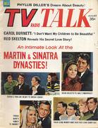 TV Radio Talk Magazine August 1968 Magazine