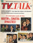 TV Radio Talk Magazine August 1968 Magazine