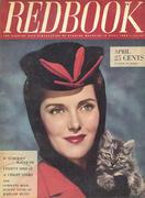 Redbook Magazine April 1943 Magazine