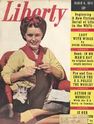 Liberty Magazine March 6, 1943 Magazine