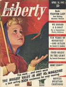 Liberty Magazine April 10, 1943 Magazine