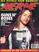 Nerve Magazine June 1993 Magazine