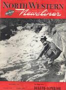 North Western Newsliner Magazine September 1949 Magazine