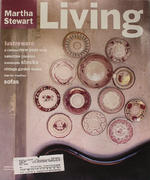 Martha Stewart Living Magazine February 1995 Magazine
