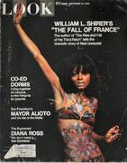 LOOK Magazine September 23, 1969 Magazine