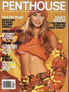 Penthouse Magazine December 2001 Magazine