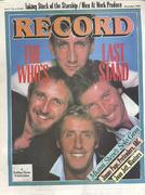 Record Magazine December 1982 Magazine